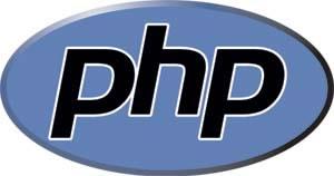 Logo PHP y MySQL