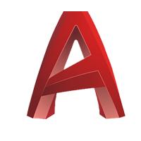 Logo AutoCAD 2D