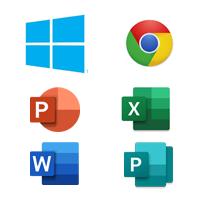 Logo Básico Intensivo de Computación