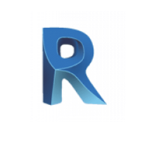 Logo Revit BIM Completo (Incluye: Arquitectura, Hidrosanitario, Aire acondicionado, Eléctrico, Structure)