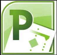 Logo Microsoft Project